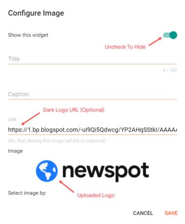 Newspot Logo